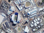 Thumbnail of Olympic Park photographed by IKONOS satellite